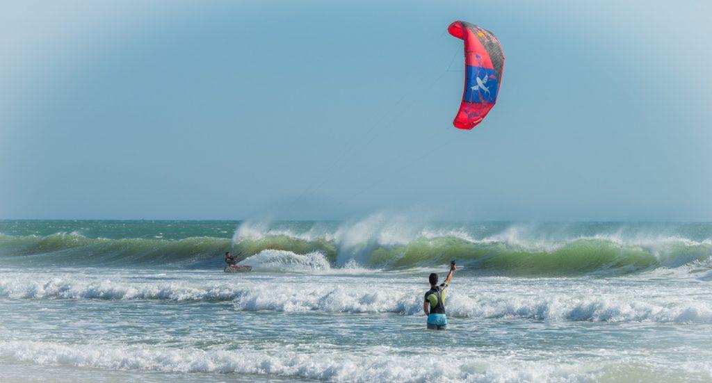Kitesurf Cádiz