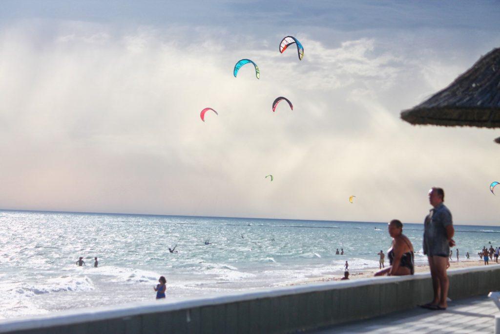kitesurf rota