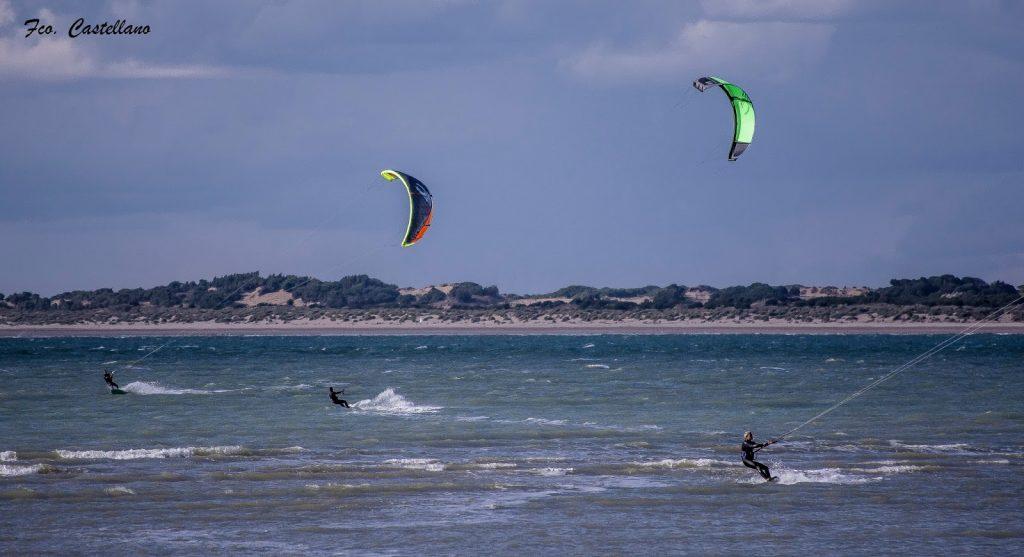 kitesurf sanlucar